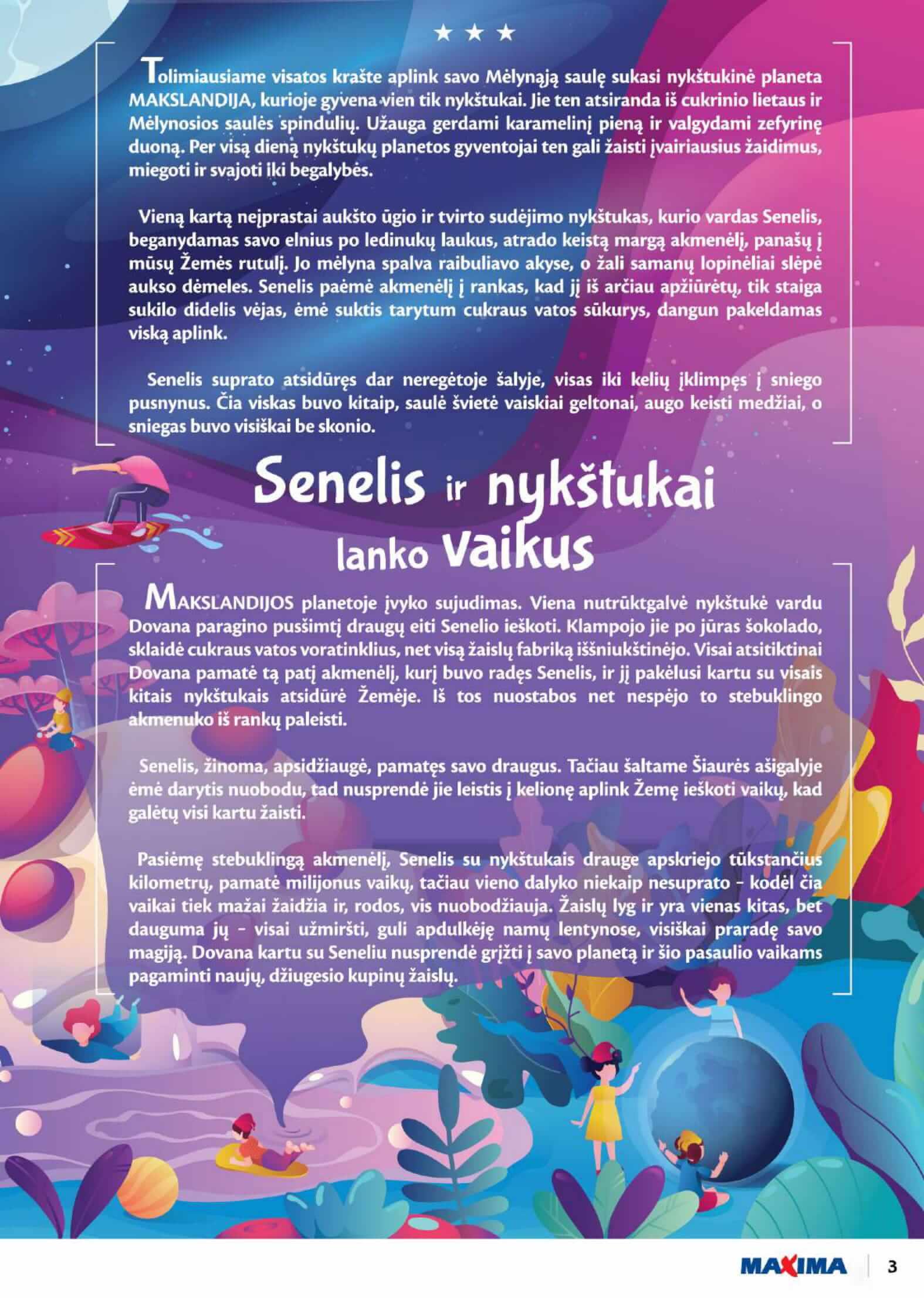 """MAXIMA """"Žaislų katalogas"""" 2020.11.12 - 2020.12.31"""