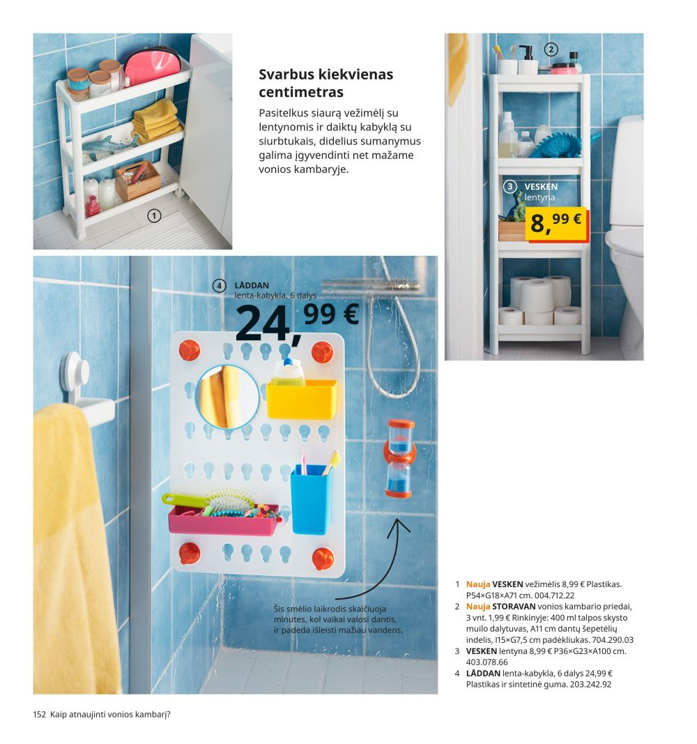 Naujas IKEA katalogas